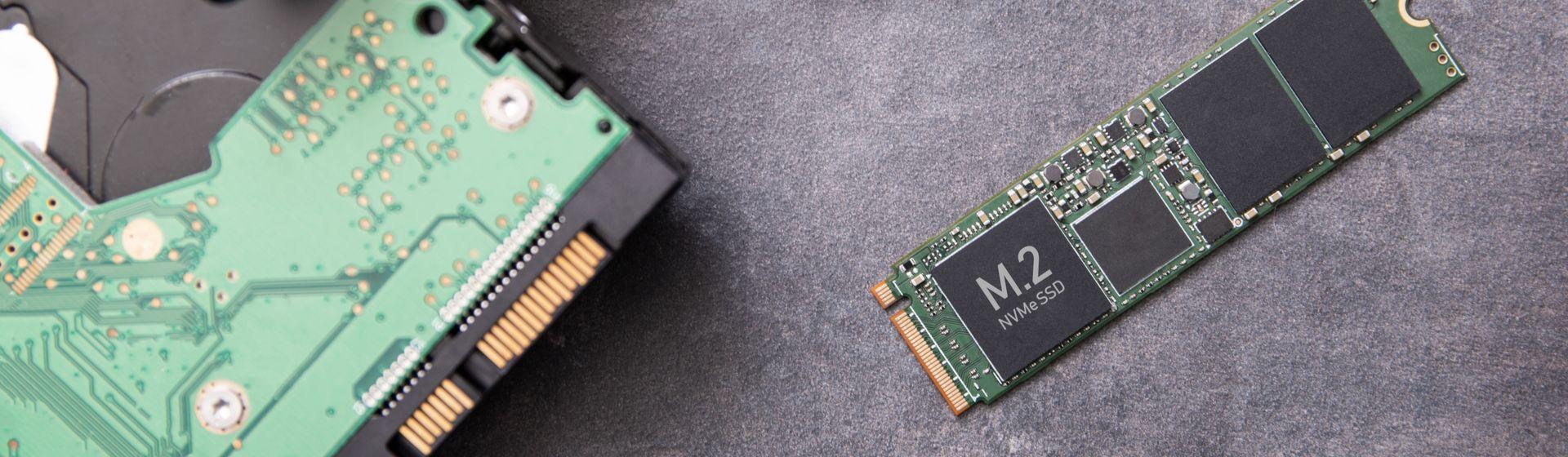eMMC vs SSD em notebooks: quais são as diferenças?