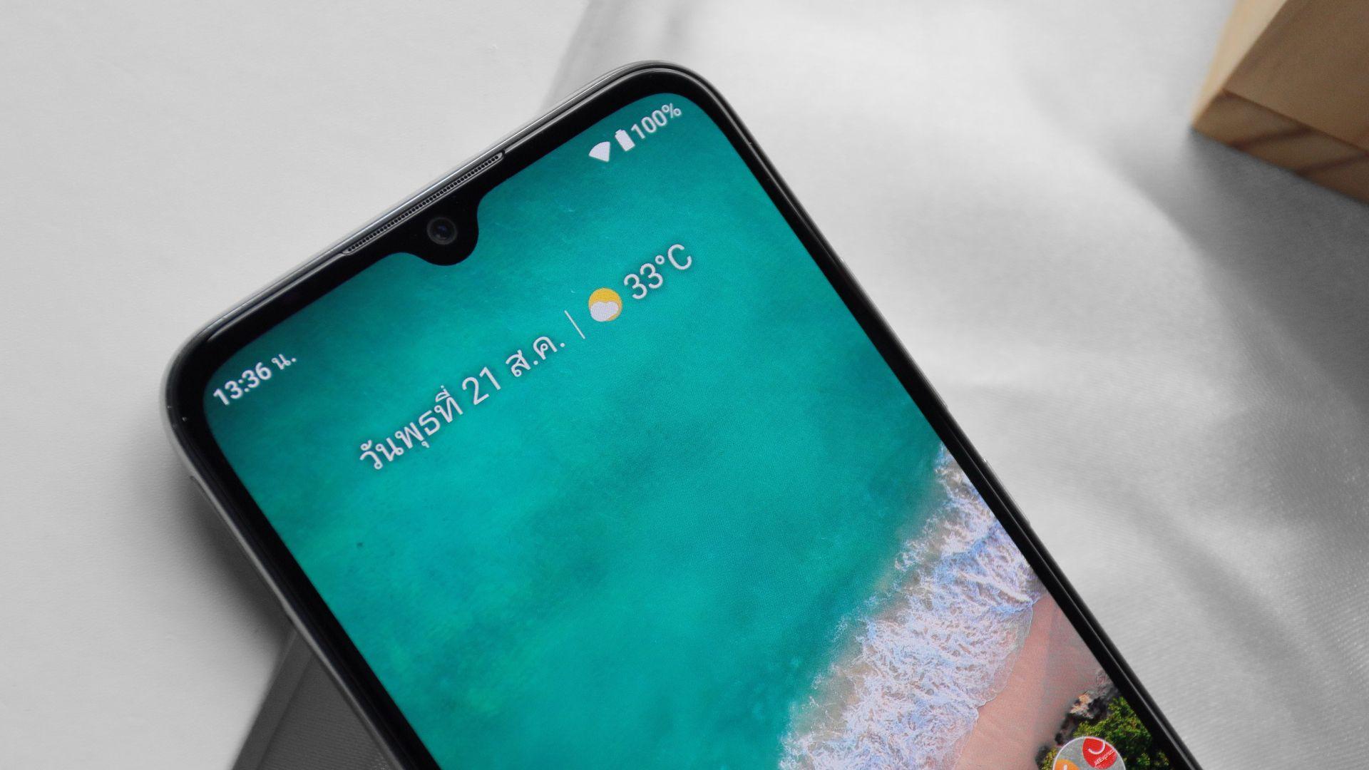 Xiaomi Mi A3 é um celular com infravermelho. (Imagem: Framesira/Shutterstock)
