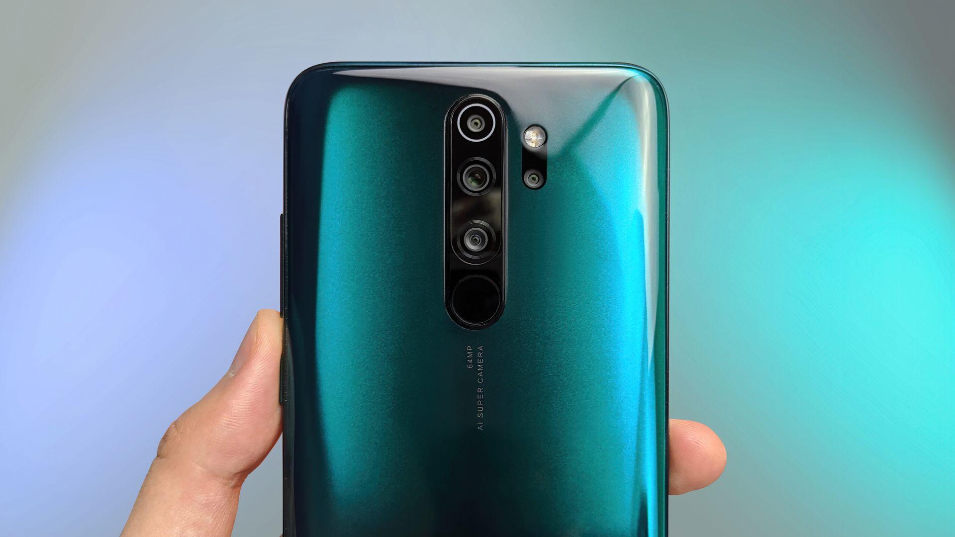 Redmi Note 8 Pro tem quatro câmeras traseiras. (Imagem: Mr.Mikla/Shutterstock)