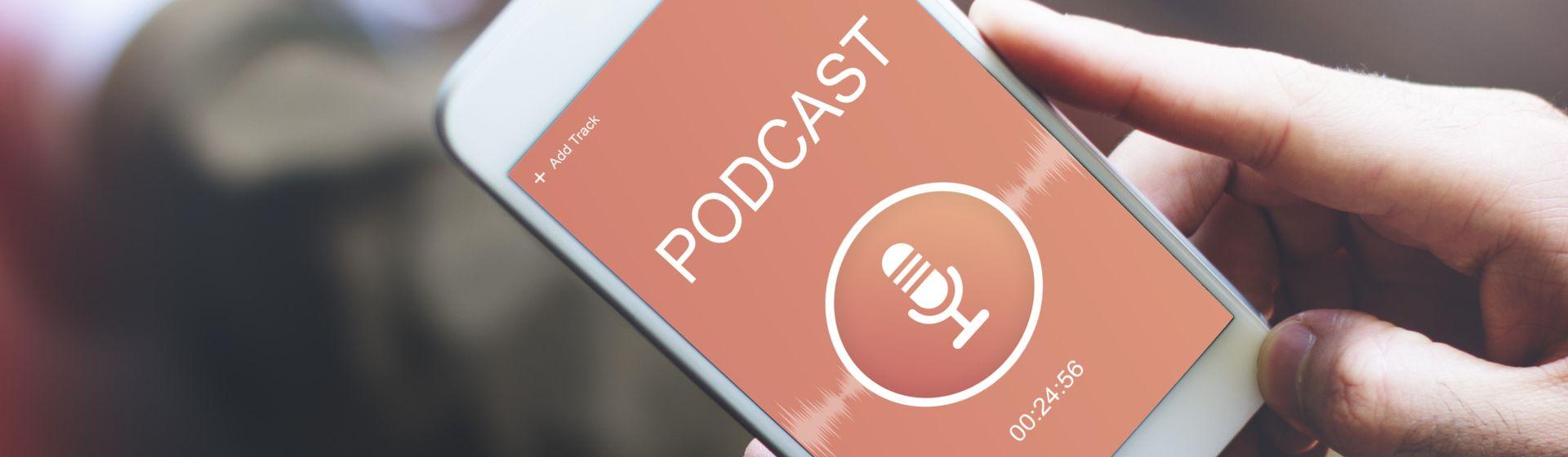 Como fazer um podcast pelo celular?