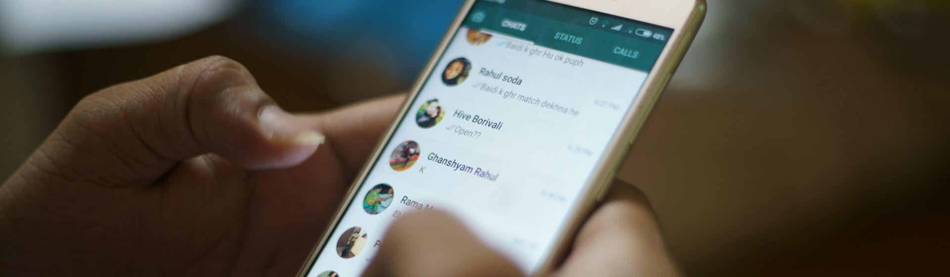 Videoconferência no WhatsApp: como fazer chamadas com até 50 pessoas