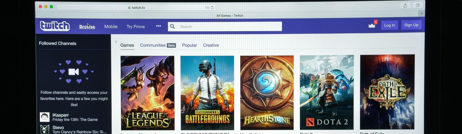 TVs LG ganham suporte ao app Twitch; veja mais detalhes