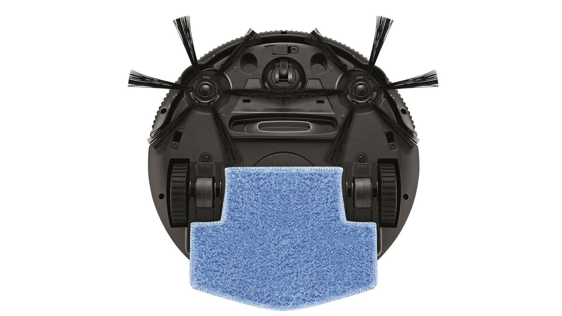 Aspirador Mondial vem com flanela, para auxiliar na limepza da casa. (Imagem: Divulgação/Mondial)