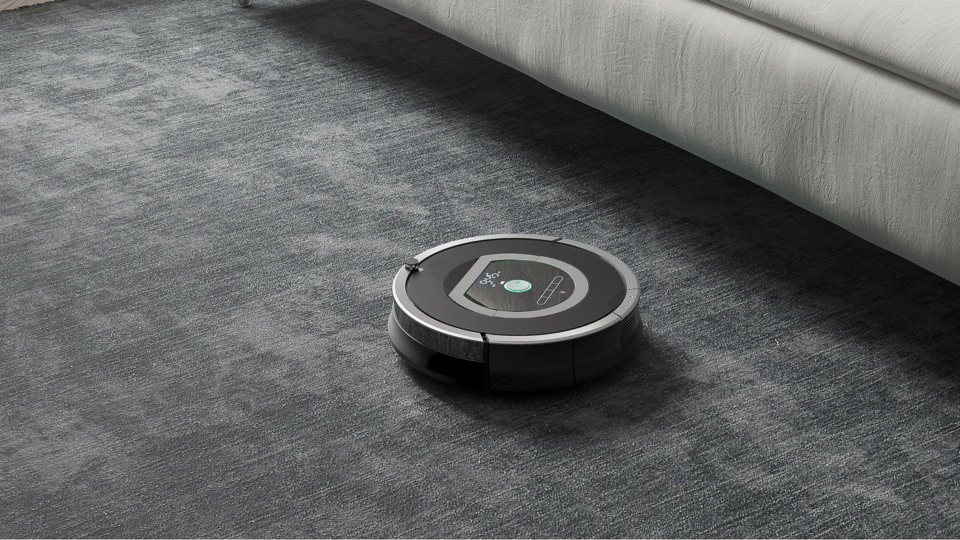 Alguns modelos de aspirador robô conseguem fazer a limpeza em carpetes e tapetes. (Imagem: Sompetch Khanakornpratip/Shutterstock)