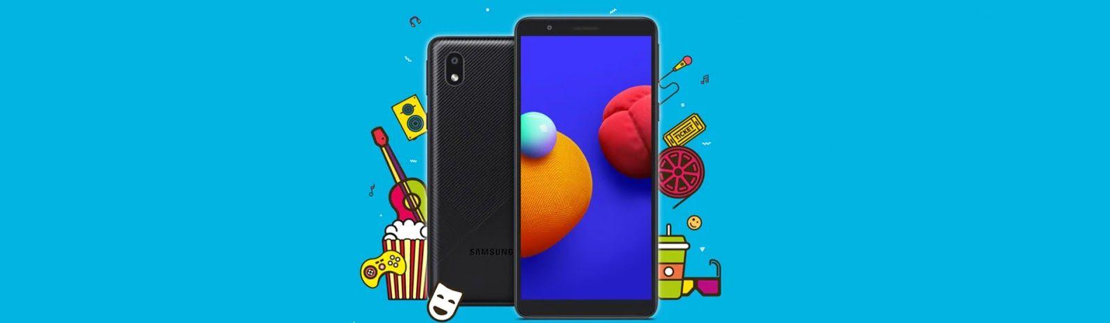 Samsung Galaxy M01 Core: tudo sobre o novo smartphone com Android Go