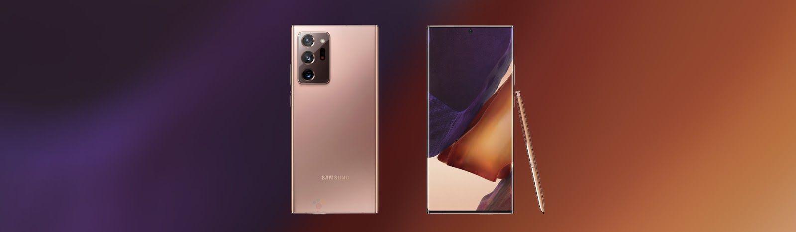 Galaxy Note 20 Ultra tem ficha técnica vazada em detalhes