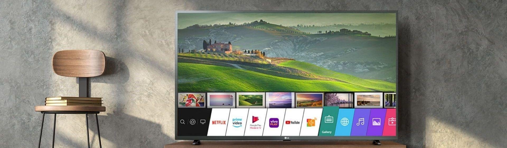 Como conectar Android na TV LG