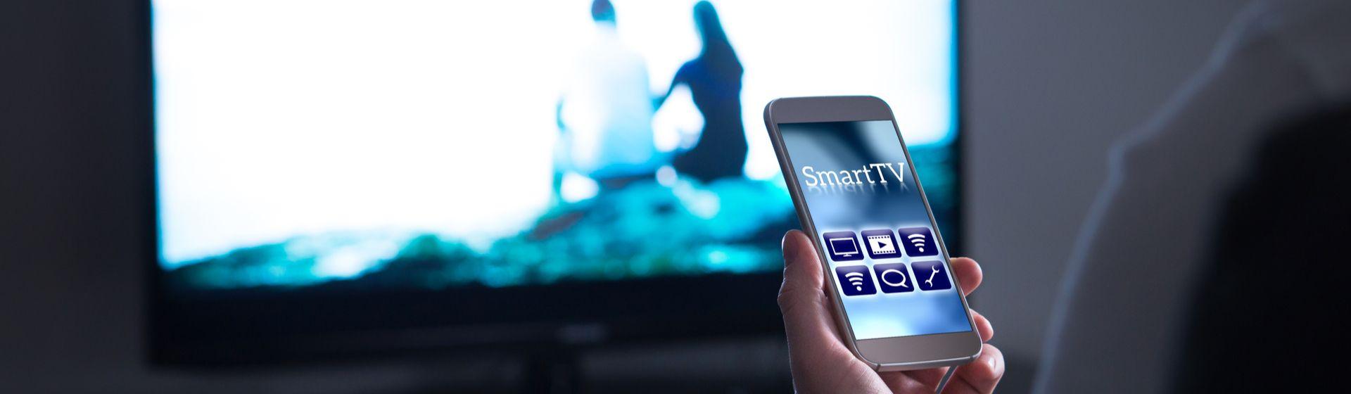 Como espelhar o celular Android na TV Samsung
