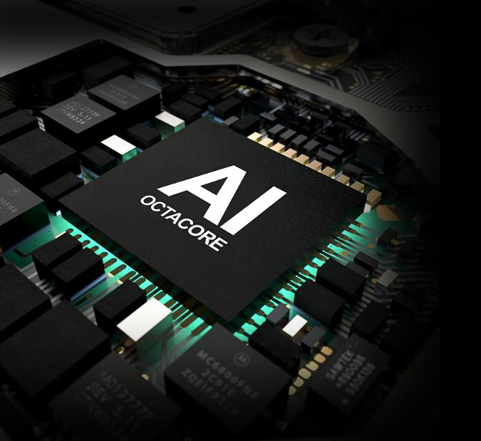 Snapdragon 665 é um processador octa-core com suporte a Inteligência Artificial. (Imagem: Divulgação/Motorola)