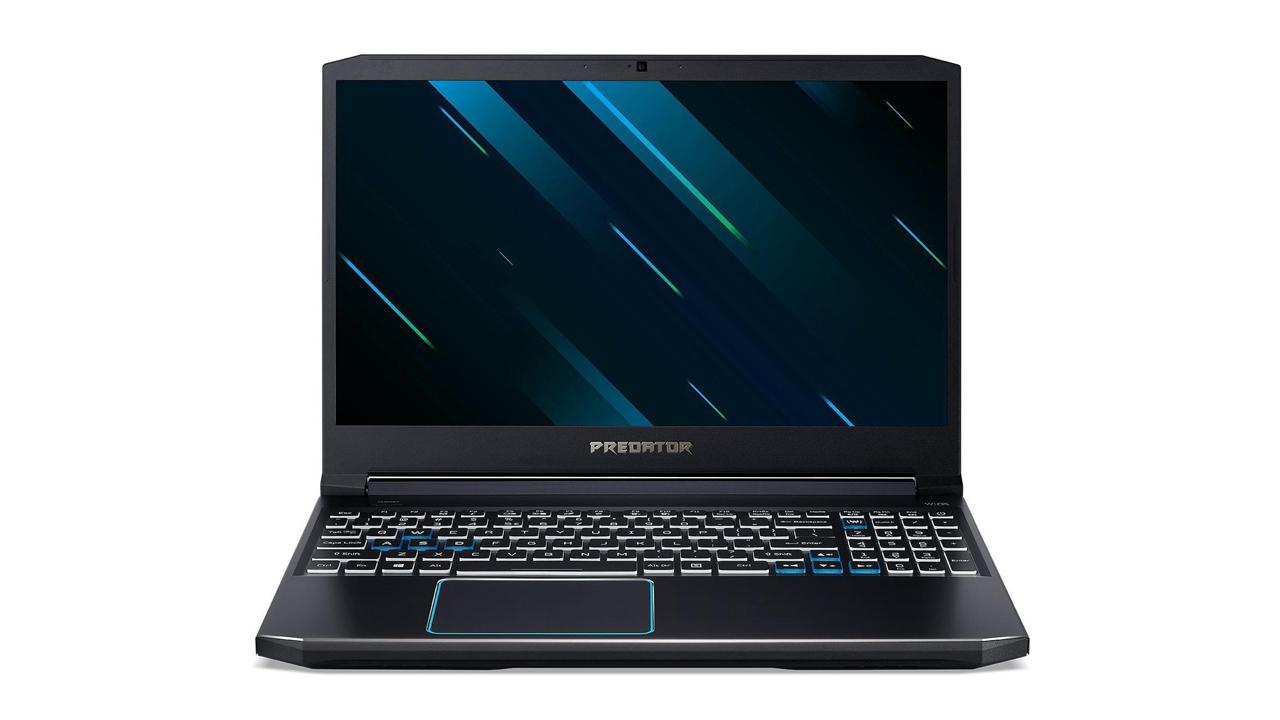 Acer Predator Helios 300 é um notebook gamer com bordas finas (Foto: Divulgação/Acer)