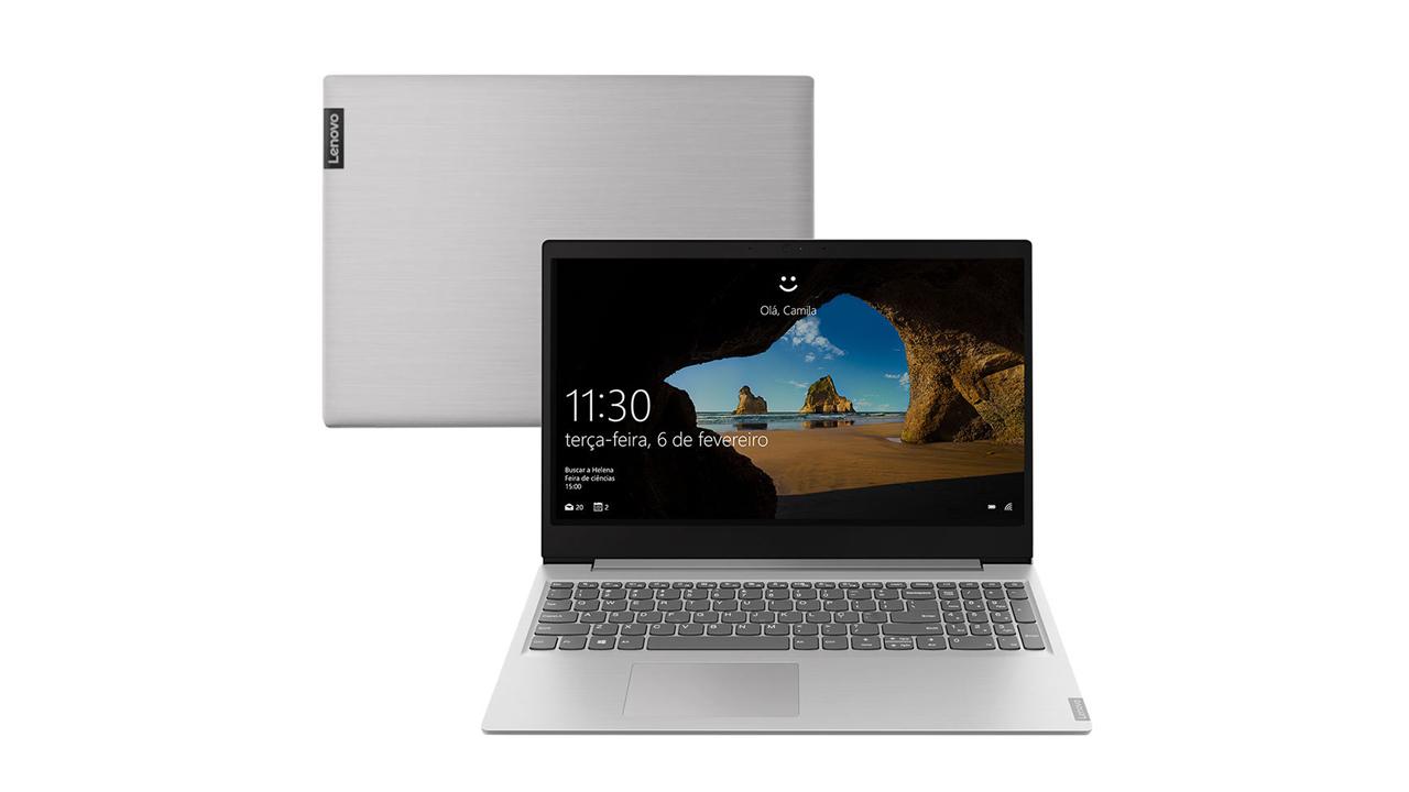 """<em>Lenovo IdeaPad S145 é um dos notebooks da lista (Foto: Divulgação/Lenovo)</em><span class=""""-mobiledoc-kit__atom""""></span>"""