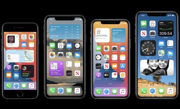iPhone 6S é compatível com o iOS 14. (Imagem: Divulgação/Apple)
