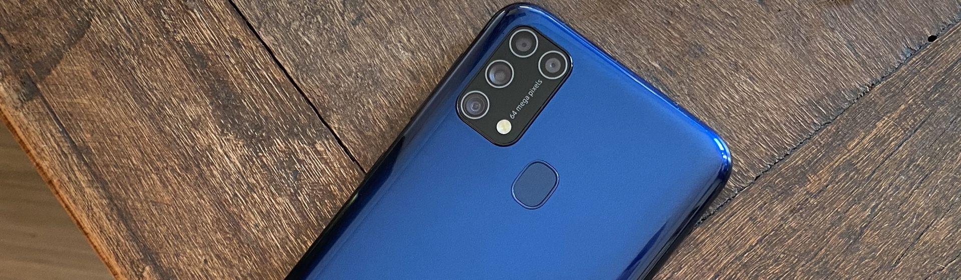 Samsung Galaxy M31 chega ao Brasil com bateria de 6.000 mAh e 6 GB de RAM
