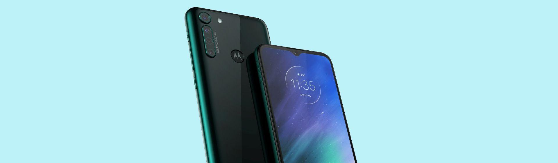Motorola One Fusion é lançado na América Latina; veja ficha técnica