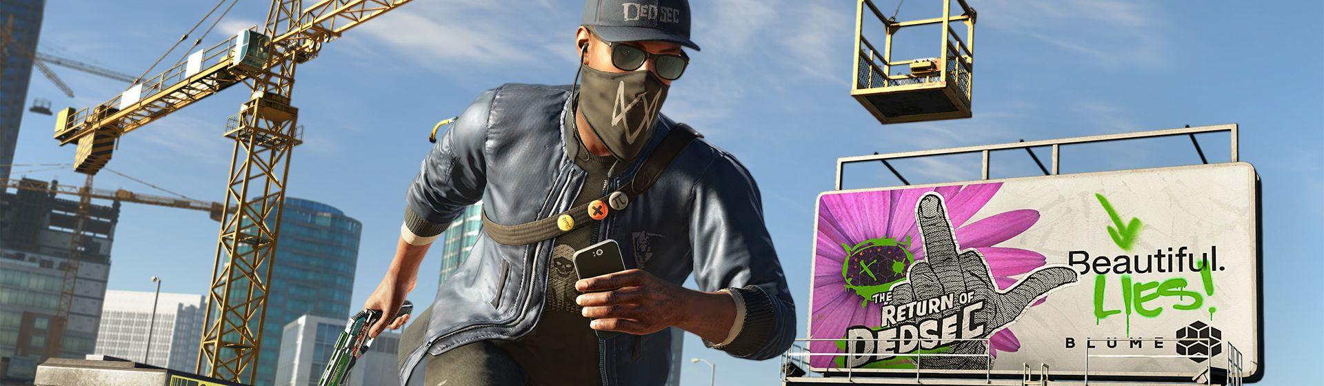 Watch Dogs 2 ficará de graça no Ubisoft Forward; veja como resgatar