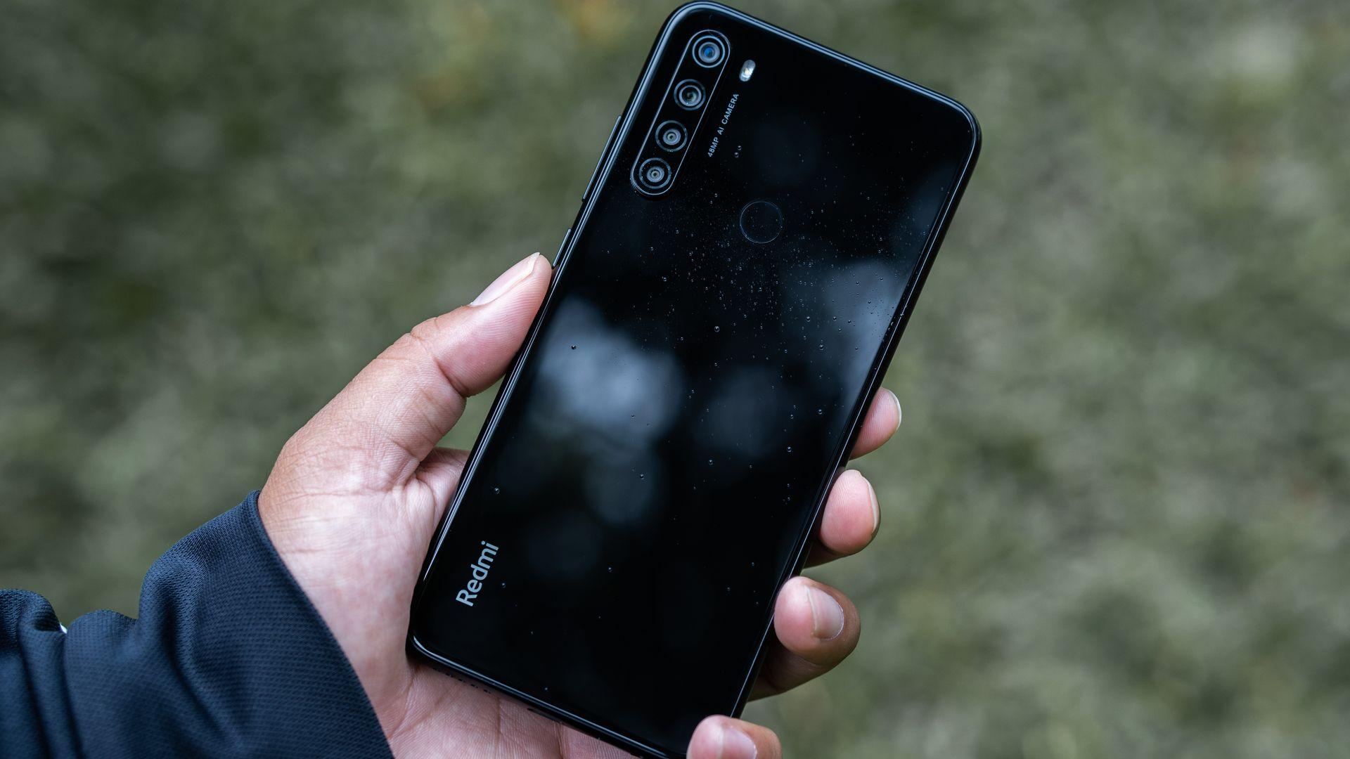 Redmi Note 8 foi o smartphone mais buscado no Zoom no primeiro semestre de 2020