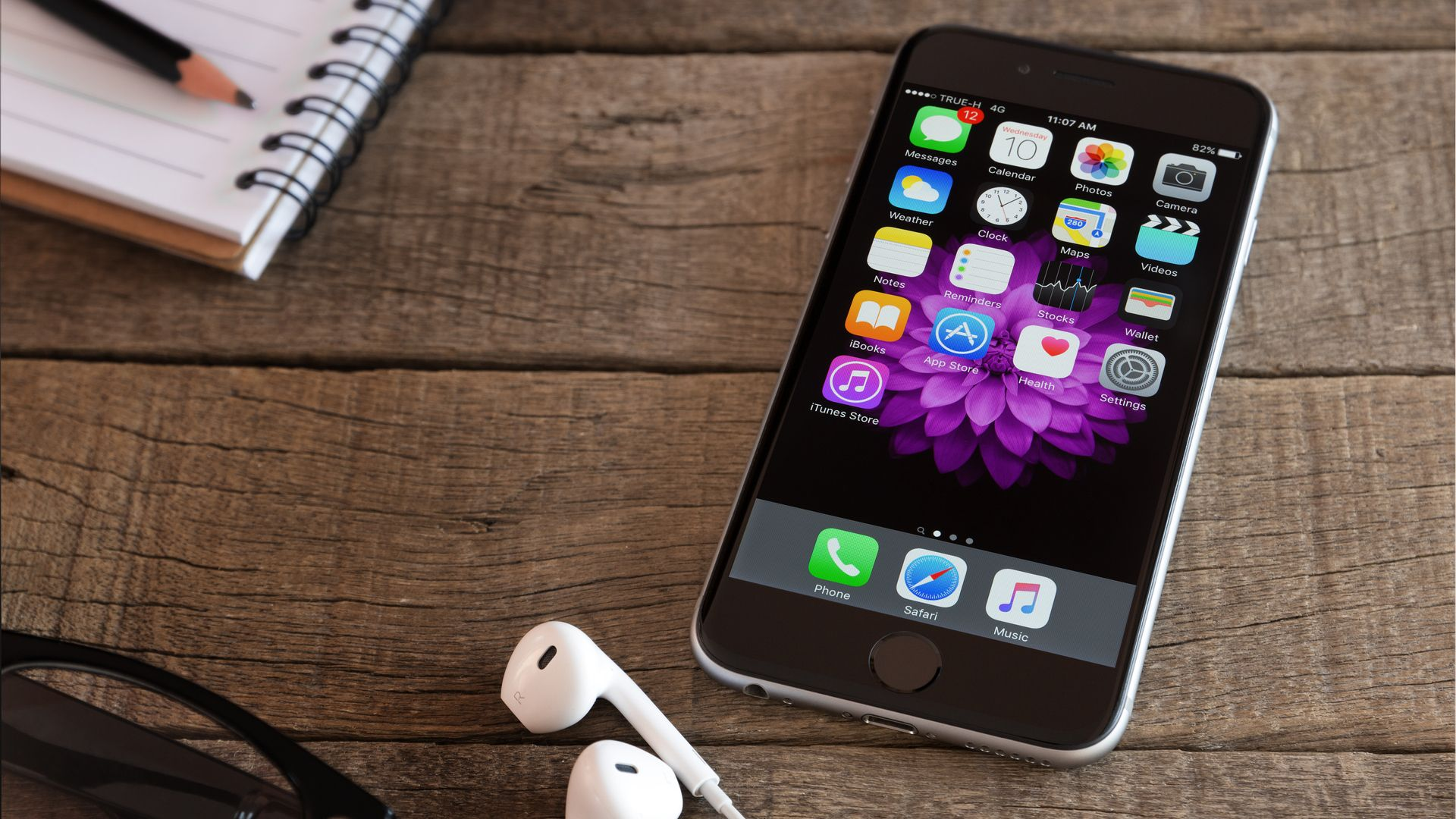 iPhone 6 tem processador de 2014. (Imagem: blackzheep/Shutterstock)