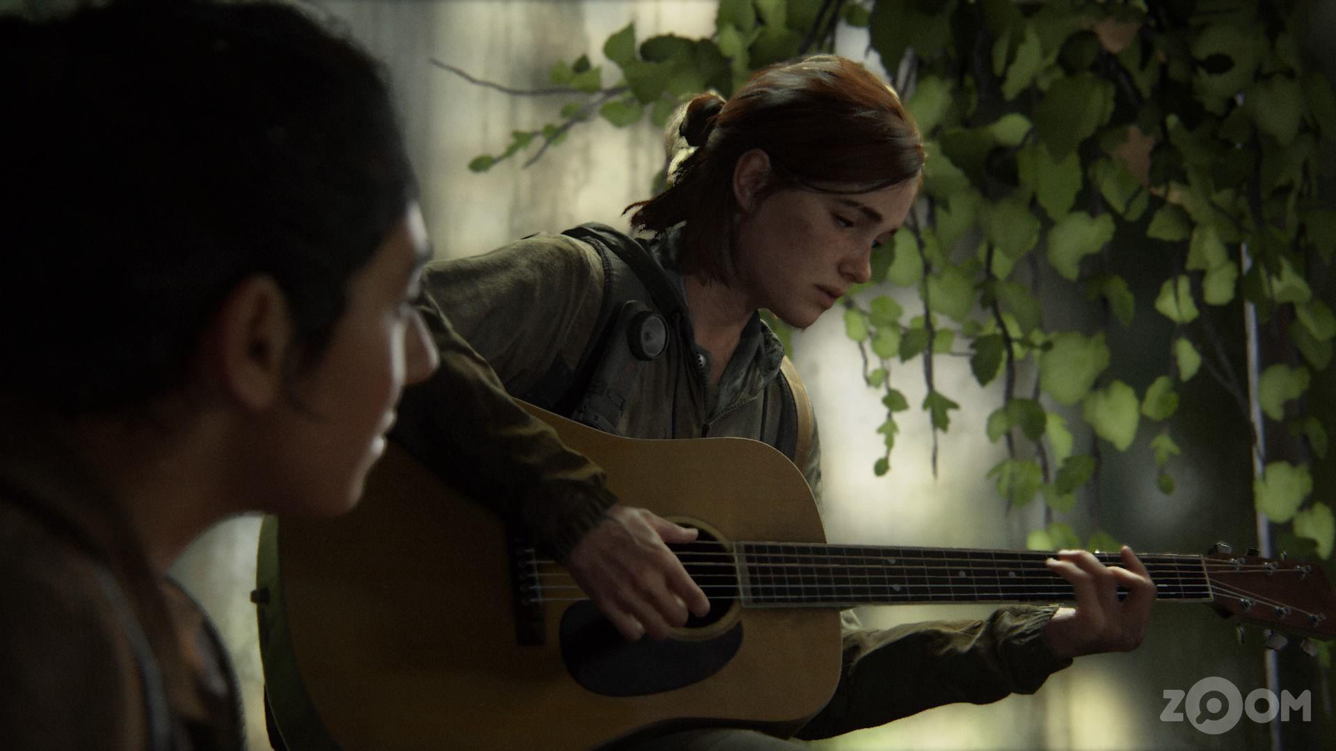 Ellie ainda é uma adolescente com personalidade forte em The Last of Us Parte 2. (Foto: Murilo Tunholi/Zoom)