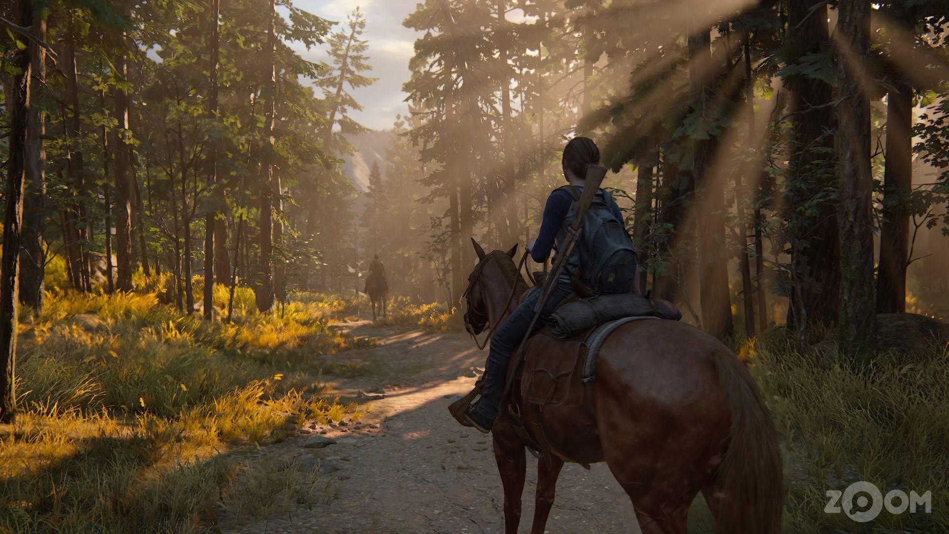 Os gráficos de The Last of Us Parte 2 são de tirar o fôlego. (Foto: Murilo Tunholi/Zoom)