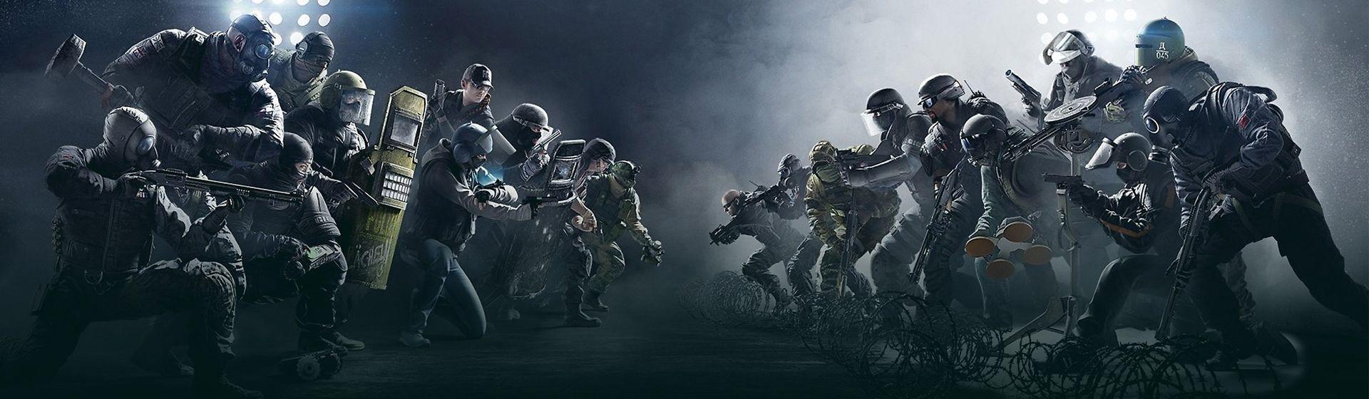NVIDIA dá Rainbow Six Siege na compra de placas de vídeo GeForce RTX