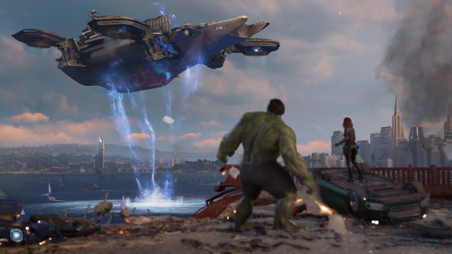 Em Marvel's Avengers, os Vingadores são vistos como vilões após um acidente. (Foto: Murilo Tunholi/Zoom)