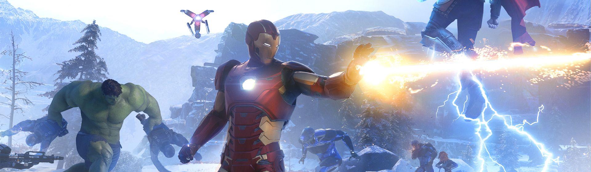 Preview Marvel's Avengers: primeiras impressões do jogo dos Vingadores