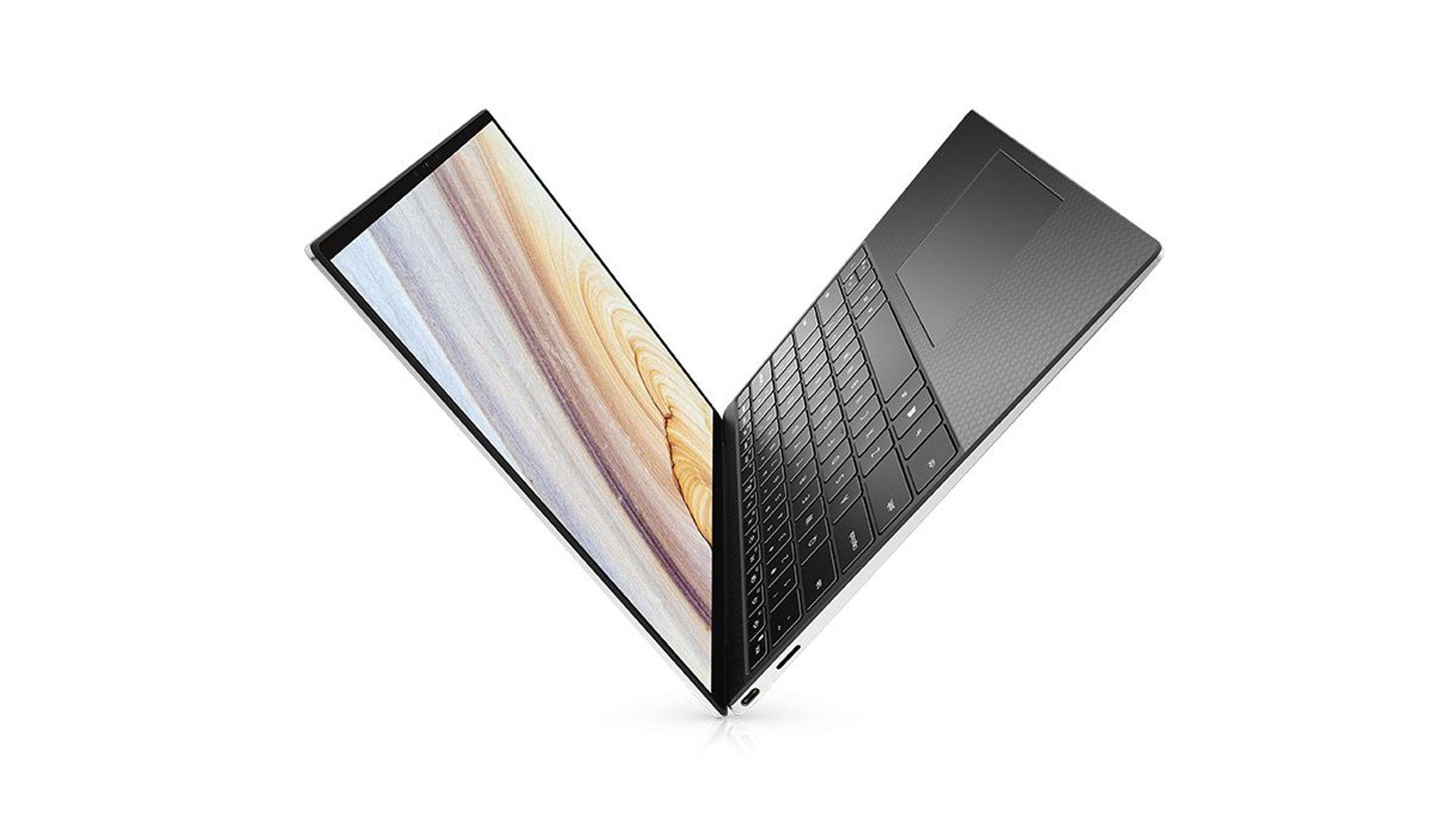O Dell XPS 13 é fino, compacto e tem design premium. (Foto: Divulgação/Dell)