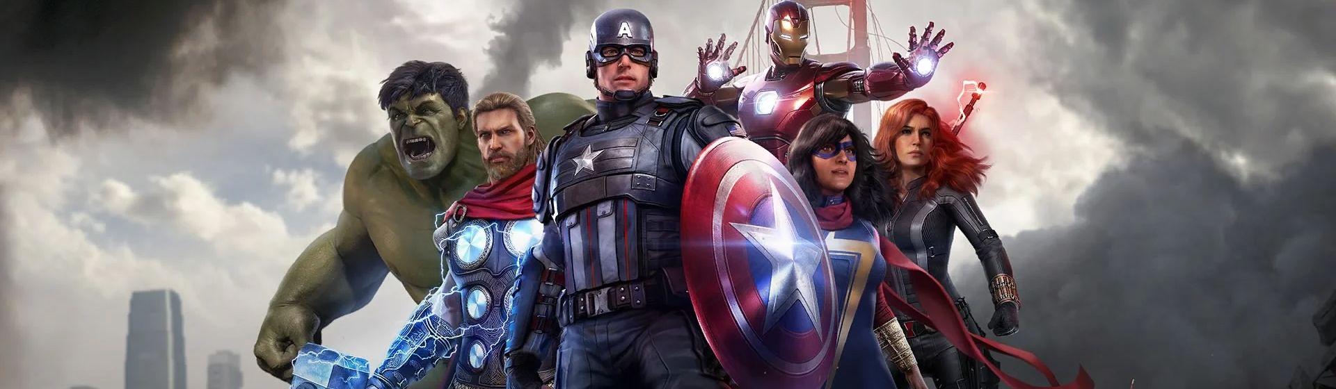 Marvel's Avengers, jogo dos Vingadores, ganha trailer de lançamento