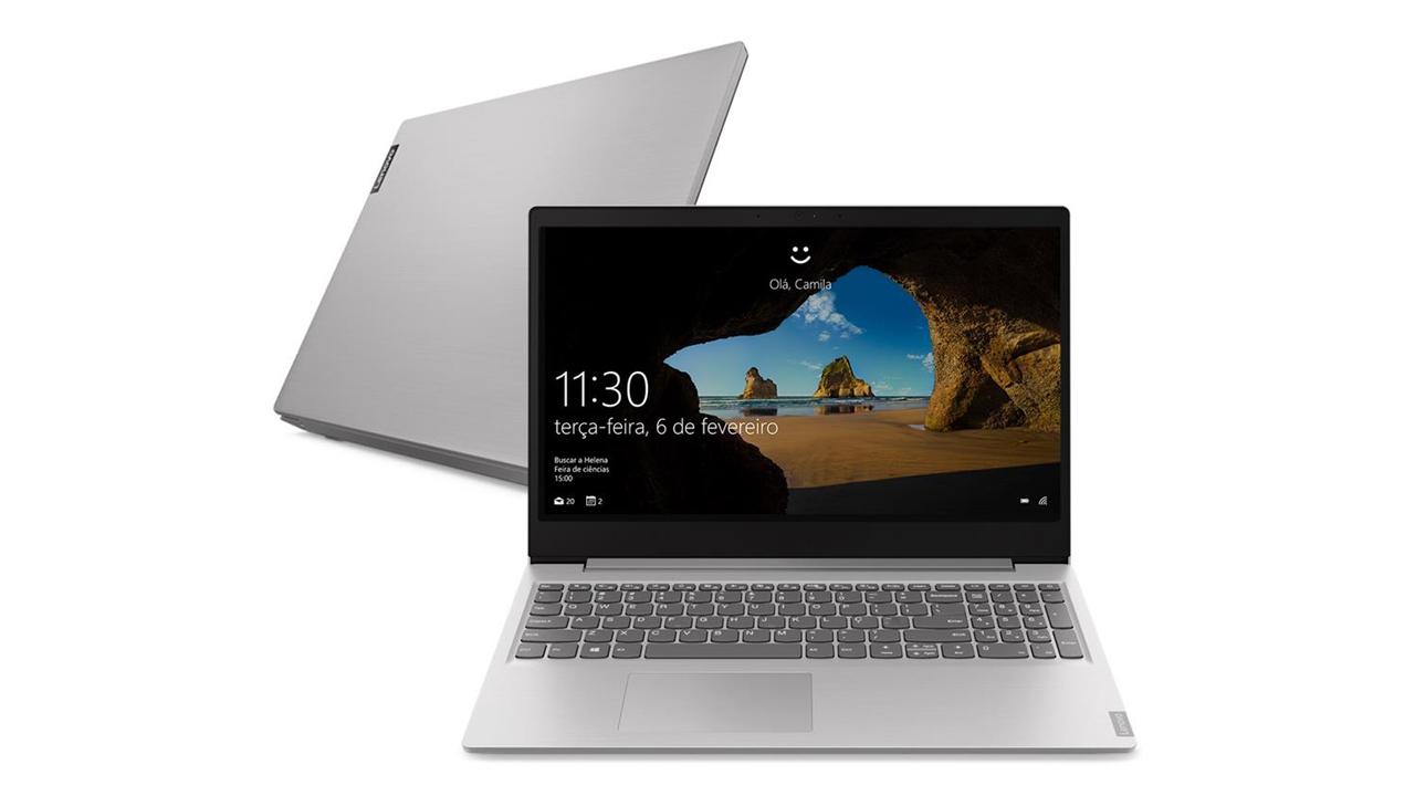 Lenovo IdeaPad S145 foi o mais buscado do mês de julho. (Foto: Divulgação/Lenovo)