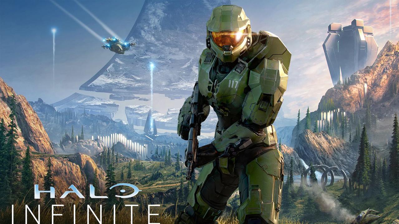 Halo Infinite marca o retorno de Master Chief. (Foto: Divulgação/Microsoft)