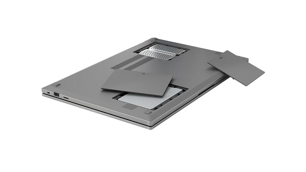 """Linha Book conta com compartimentos para facilitar upgrades (Foto: Divulgação/Samsung)<span class=""""-mobiledoc-kit__atom""""></span>"""