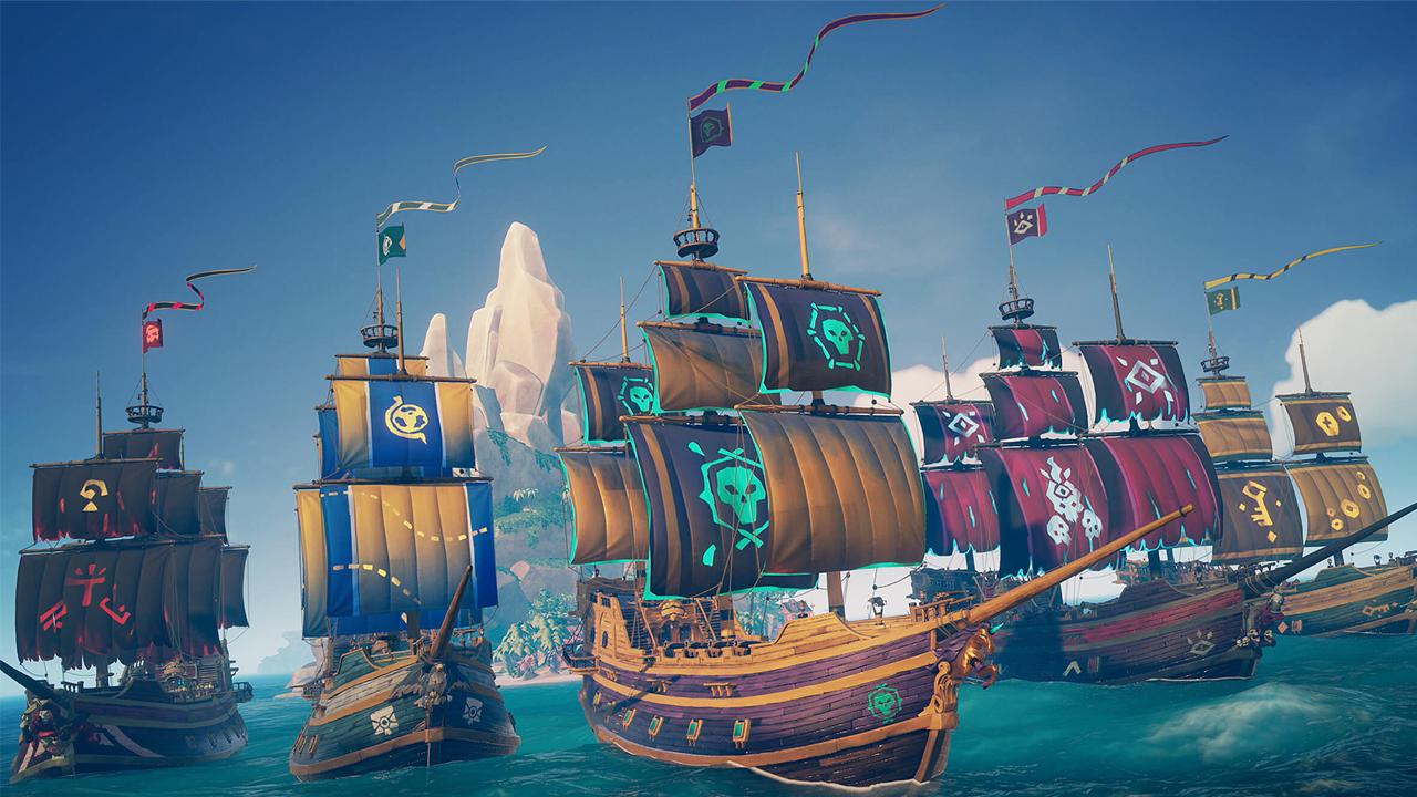 Sea of Thieves é um dos principais jogos exclusivos do Xbox One. (Foto: Divulgação/Microsoft)