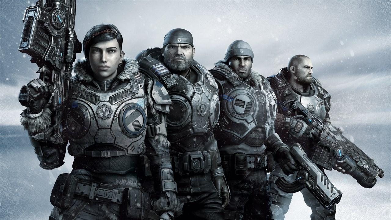 Gears 5 é a sequência da franquia de sucesso Gears of War. (Foto: Divulgação/Microsoft)
