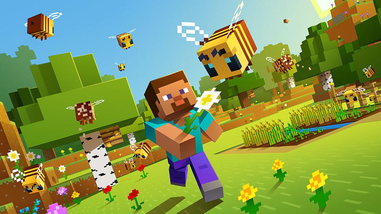 Minecraft é um dos jogos mais famosos do mundo e está disponível para Xbox One. (Foto: Divulgação/Microsoft)