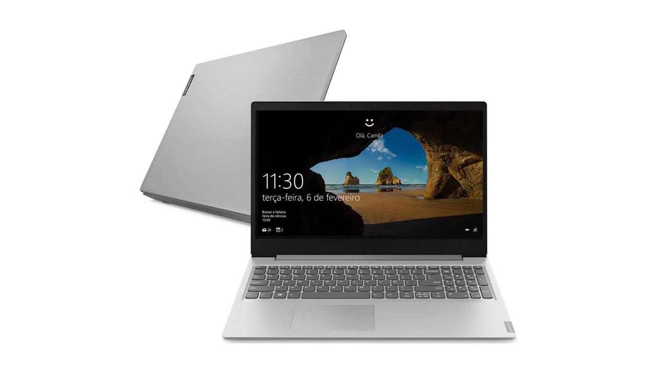 Lenovo IdeaPad S145 é um dos notebooks mais baratos atualmente. (Foto: Divulgação/Lenovo)