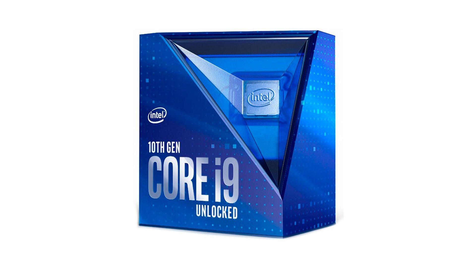 Intel Core i9 10900K.  (Image: Disclosure / Intel)