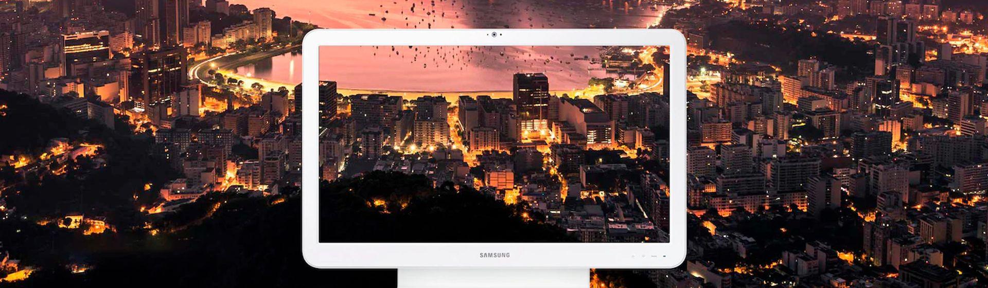 Samsung lança PCs da linha All in One no Brasil; veja preço e detalhes