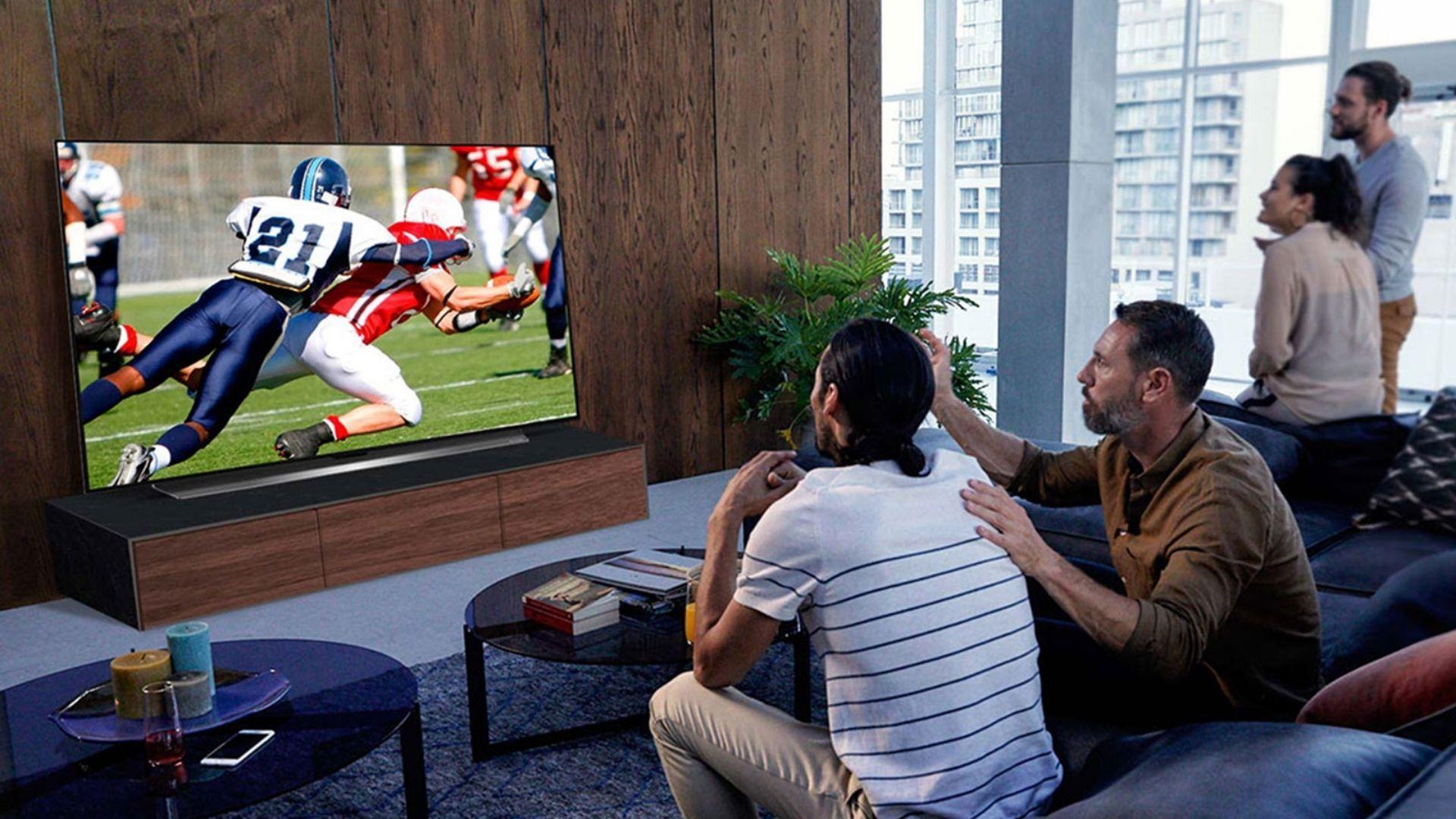 LG OLED CX chega com Modo Gaming, Esportes e Cinema. (Imagem: Divulgação/LG)
