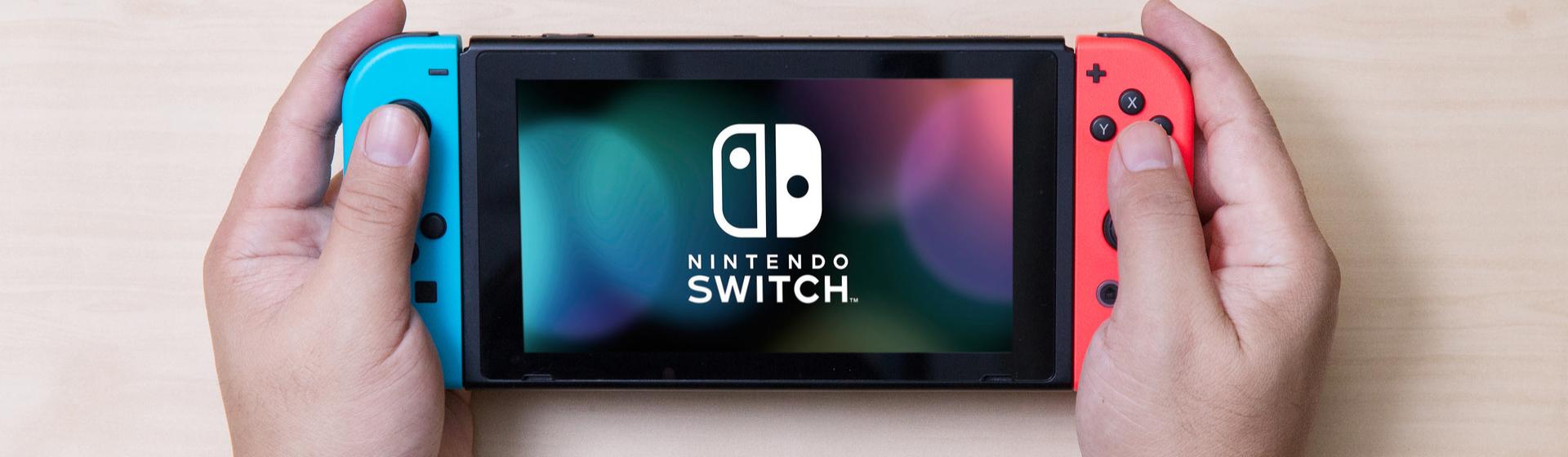 Novo Nintendo Switch pode ter lançamento em 2021, indica rumor
