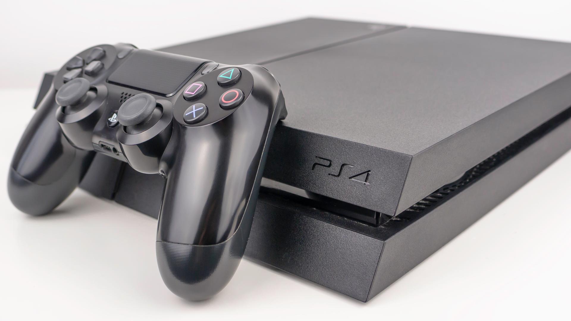 Playstation 4 trouxe uma potência nunca vista antes no mundo dos consoles. (Foto: Shutterstock/Anthony McLaughlin)