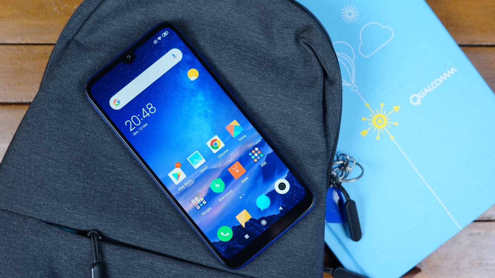 Redmi Note 8, da Xiaomi, é o celular mais vendido em julho de 2020. (Foto: Shutterstock/Lukmanazis)
