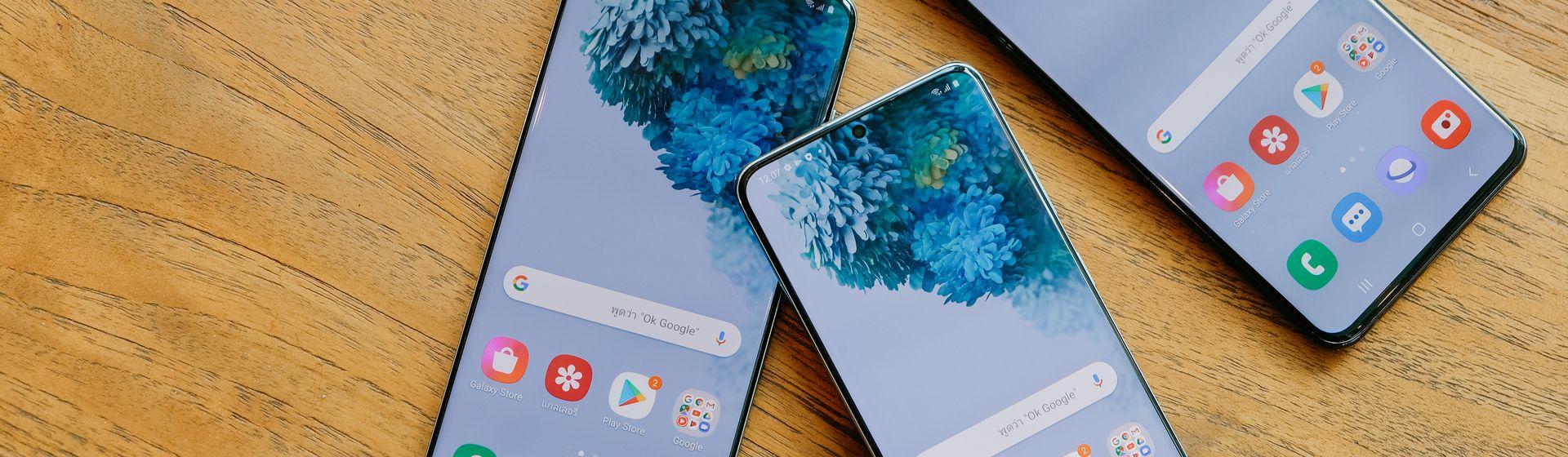 Celular com tela AMOLED ou OLED: veja os melhores aparelhos