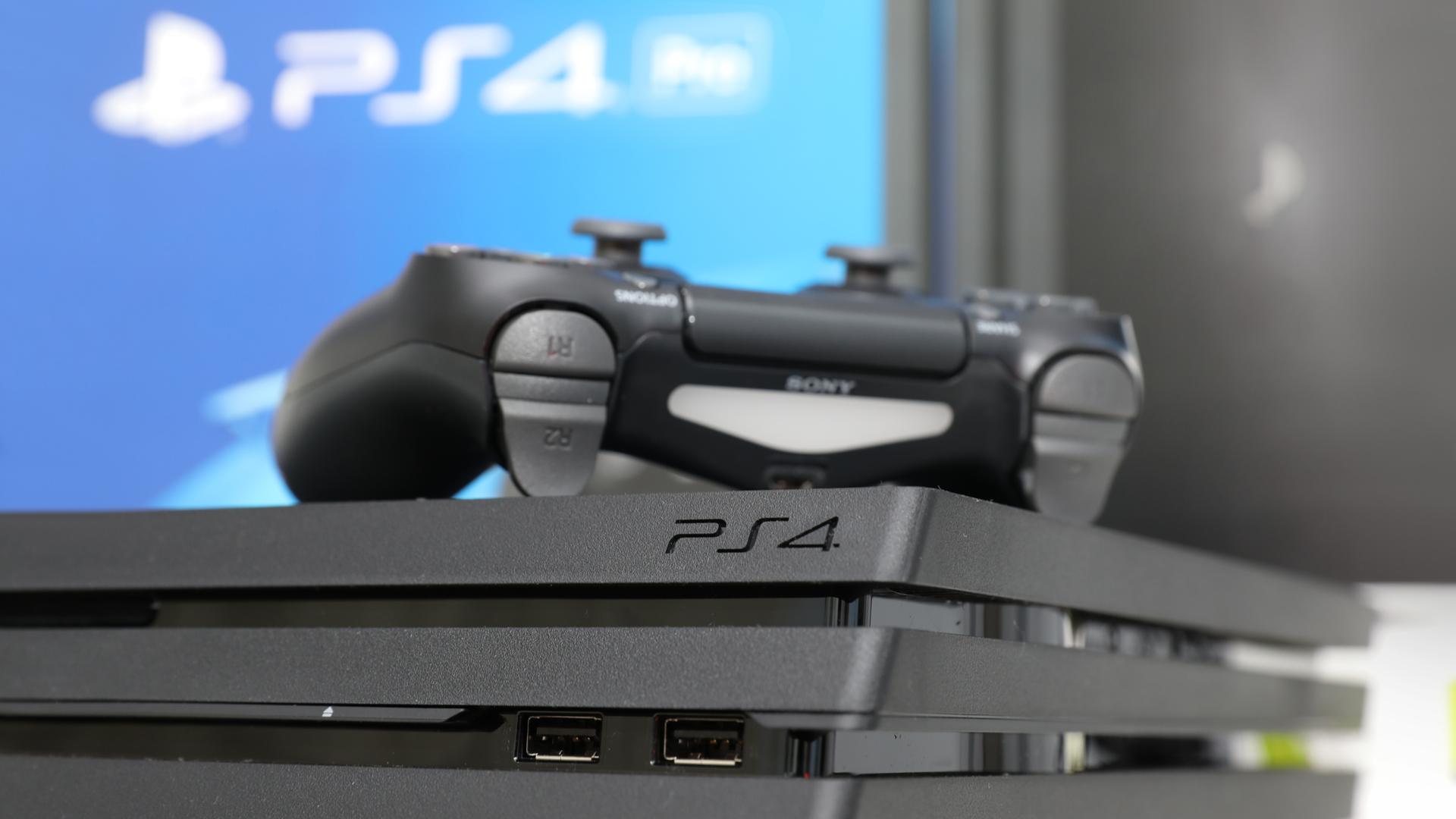 PS4 Pro é capaz de rodar jogos em 4K. (Foto: Shutterstock/charnsitr)