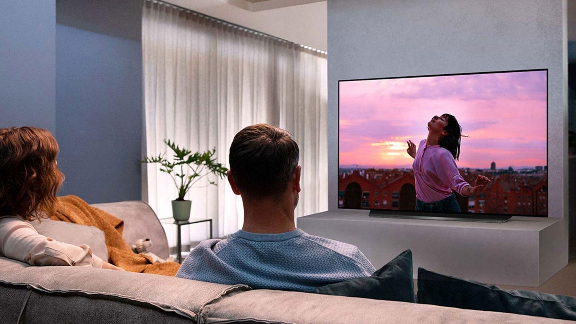TV LG OLED CX chega com inteligência artificial ainda mais aprimorada. (Imagem: Divulgação/LG)