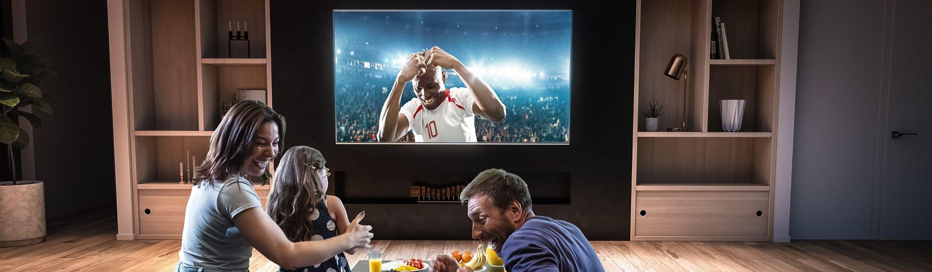 TVs mais vendidas em julho de 2020: Samsung RU7100 lidera a lista!