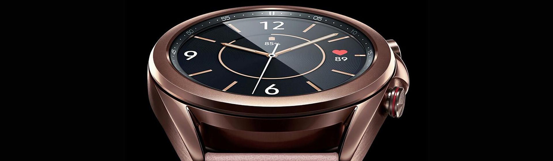 Samsung Galaxy Watch 3: tudo sobre o lançamento do novo smartwatch