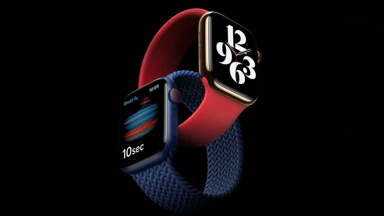 Design do Apple Watch 6 (Foto: Divulgação/Apple)