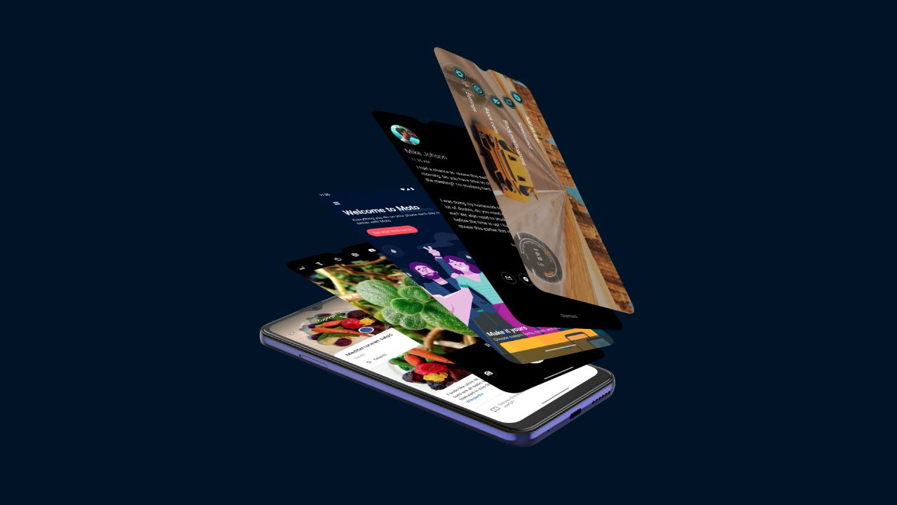 O Moto G9 Play tem o dobro de memória RAM e armazenamento interno (Foto: Divulgação/Motorola)