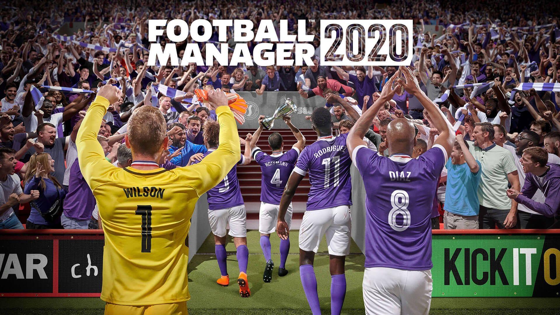 Football Manager está disponível para baixar de graça na Epic Games Store. (Foto: Divulgação/Epic Games)