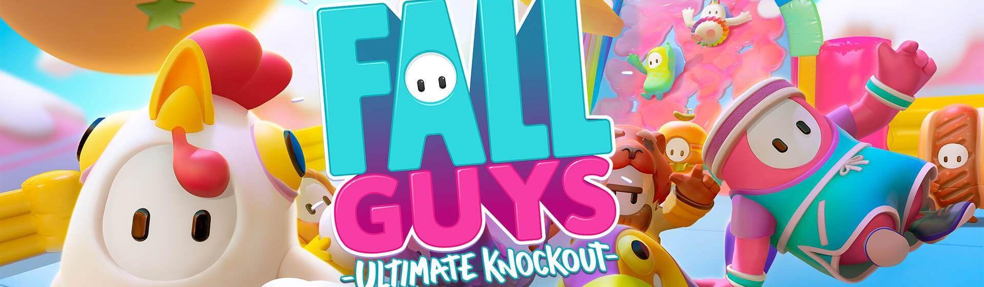 Fall Guys bate recorde com 8 milhões de cópias vendidas no Steam